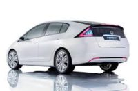 Honda Insight Mild Hybrid